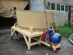 Grinder of agro-forages, straw cutter