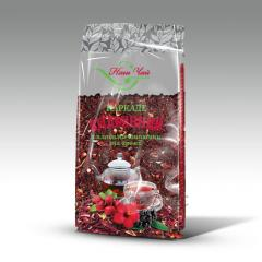 Tea bulk Karkade Vitaminny with a dogrose and an