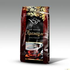 Black Tea Premium sheet 80g.