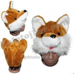 Carnival mask of the Fox