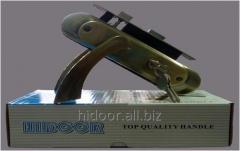 Door locks ET HIDOOR LOCK R10 SN/GP (20 pieces in