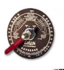 Уровнемер СУГ LPG Gaslin (замена Rotogage) для мобильных и стационарных резервуаров газа пропан-бутан, полуприцепов-газовозов, газовых цистерн