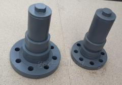 "The ground valve 2 ""3"" Gaslin"