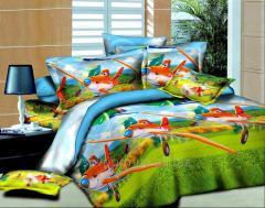 Комплект постельного белья Авиа, ранфорс (Детский)