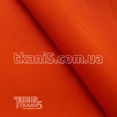 Ткань Спец ткань саржа (темно-оранжевый)