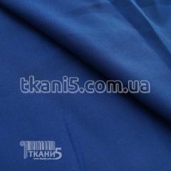 Ткань Спец ткань саржа (электро-синий)