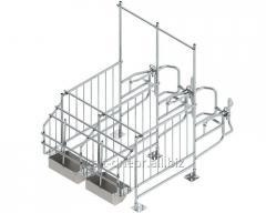 The machine for insemination Type 20/2
