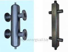 Гидрострелки (гидравлический выравниватель)