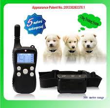 Электроошейники для коррекции поведения у собак