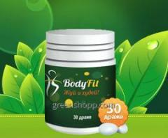 Body Fit (Боди фит) - жевательная резинка для