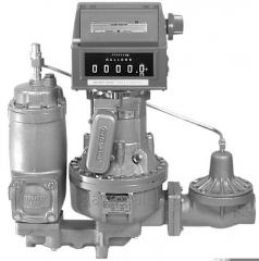 The equipment for measurement and the control of
