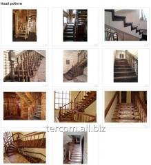 Ladders wooden