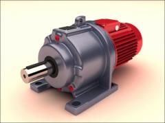 The industrial reducer 3MP-31,5 serves for