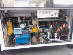 Gas flowmeter the obyemno-mass Endress+Hauser