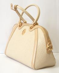 Bag beige Valensiy 23652