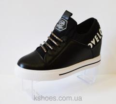 Sneakers female black Sopra