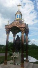 Chapel, page. Bill, Ternopil Region.