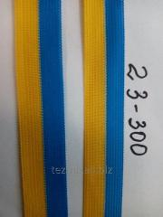 Band knitted edging art. 23-300