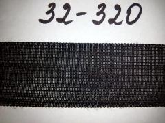 Band knitted edging art. 32-320