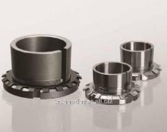 Inserts (bushings) for self-lubricated bearings