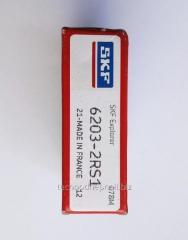 Подшипник SKF 6203 2RS (180203)/ SKF 6203 ZZ...