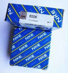 Подшипник NKE 6206 2RS (180206) / NKE 6206...