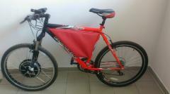 Электровелосипед Comanche 48v 500w