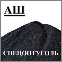 Уголь антрацит марки АШ оптом, продажа, доставка