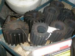 Z20 gear wheel; m6 drawing 1080.16.402/1041.11.05