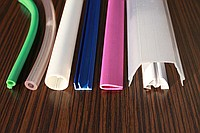 Plastic profiles — edging, sealing, etc.