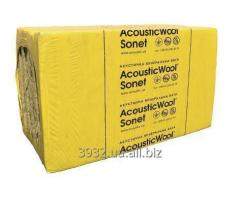 AcousticWool Sonet Sound-proof mineral wool
