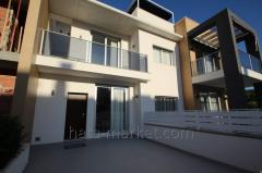 Townhouse in the housing estate located in the