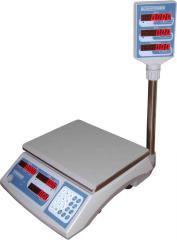 Scales are trade electronic