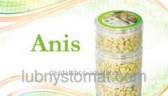 """Teeth acrylic """"Anis"""""""