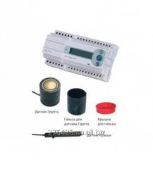 Temperature regulator for systems of snowmelt