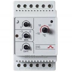 Devireg 316 temperature regulator