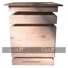 Beehive framework Dadan 10 single-hull