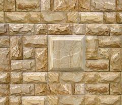 Кирпич фасадный облицовочный из песчаника