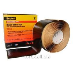 Vinyl-mastic isolation (bituminous tape)