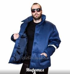 Костюм теплый рабочий куртка + брюки