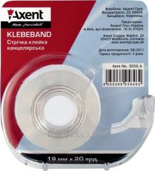 Adhesive tape kants. in a dispenser of 19 mm * 20