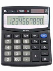 Brilliant BS-210 calculator