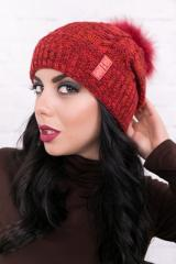 Cap knitted Eve