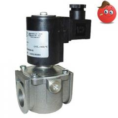 The valve electromagnetic gas Madas EV NZ of Du