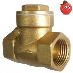 Backpressure valve rotary IVR type 654
