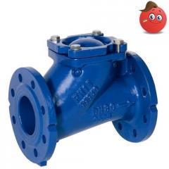 Backpressure valve sewer Genebre type 2453