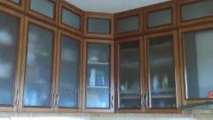 Facades for kitchen furniture