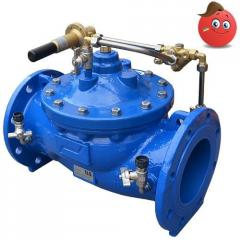 Regulator of pressure M210 TIS of Du 150, 1-10 bar