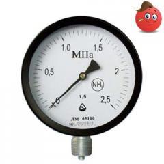 Manovakuummetr ammoniac DA 05100-13M-NH3 (-100...