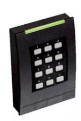 Считыватель RK40 iCLASS бесконтактный со вспомогательной клавиатурой (только чтение)